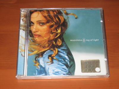 CD MADONNA RAY OF LIGHT Vendo: