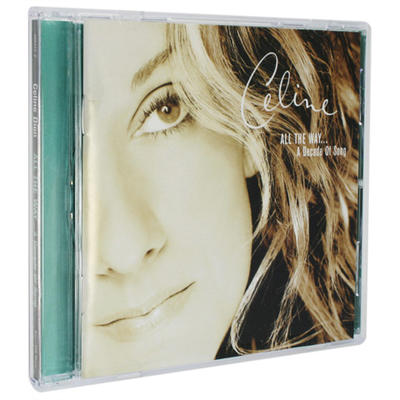 CD CELINE DION ALL THE BEST OF Vendo: