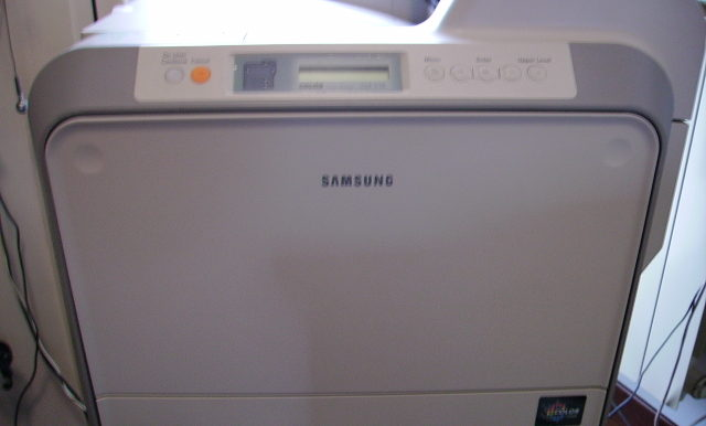Stampante Samsung --