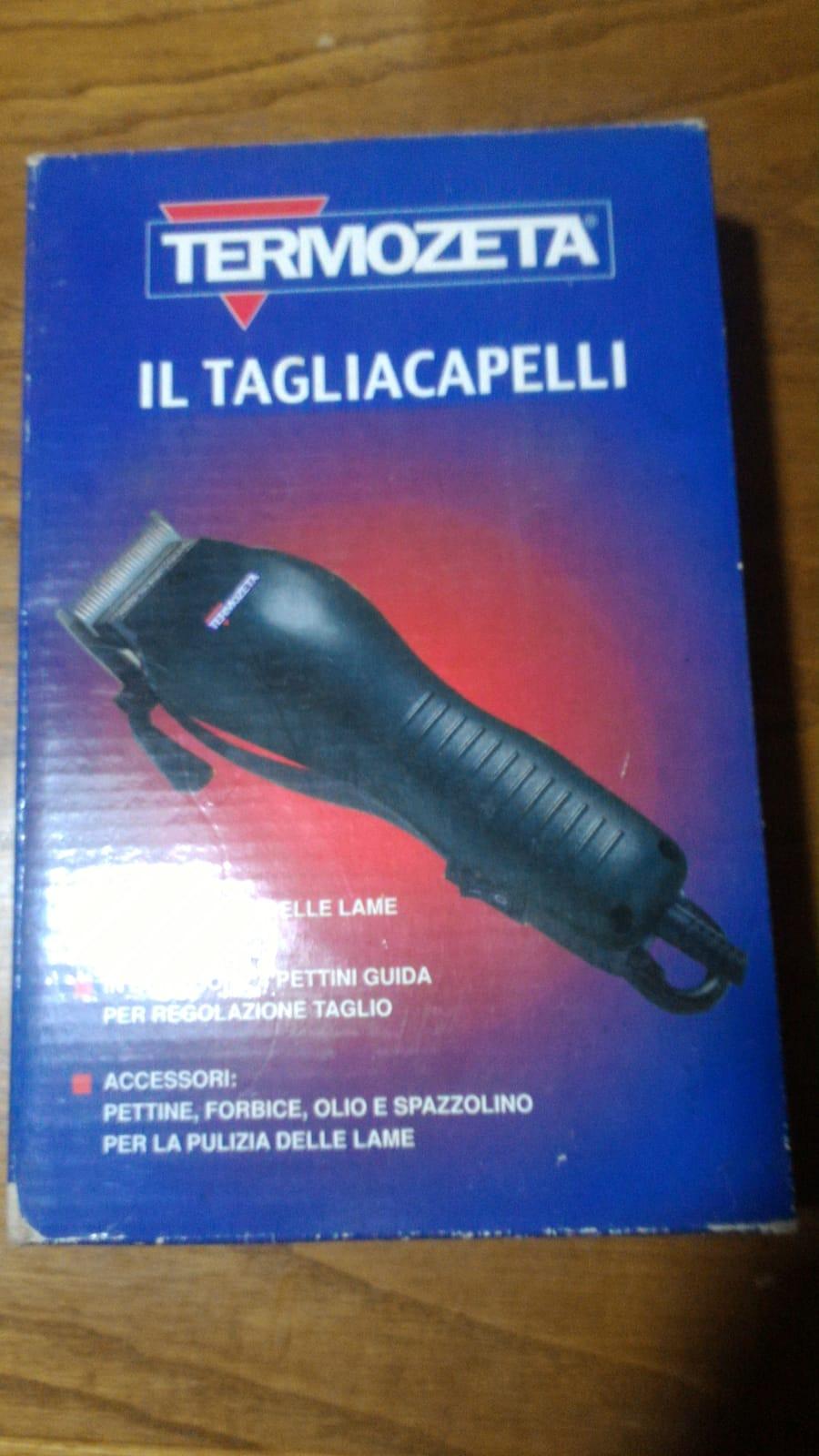 Tagliacapelli Termozeta